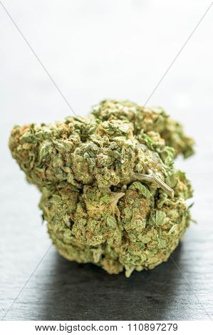 Close Up To Skunk Bud