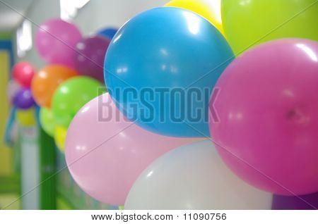 balloon background