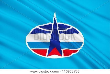 Flag Air Space Forces Russia