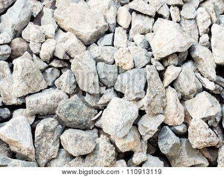 Texture Of A Gravel Aggregate Seamless Background
