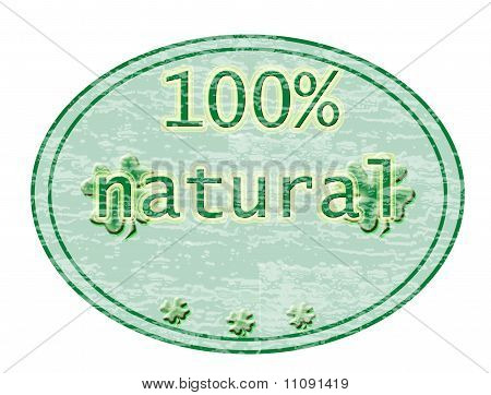 100 % Natürliche