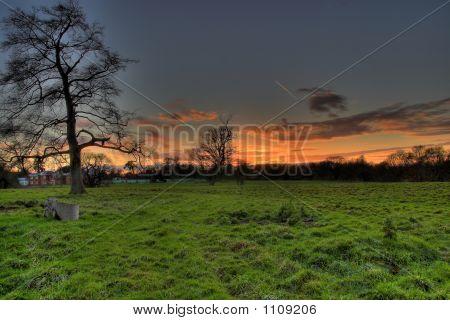 Mistley Sunset