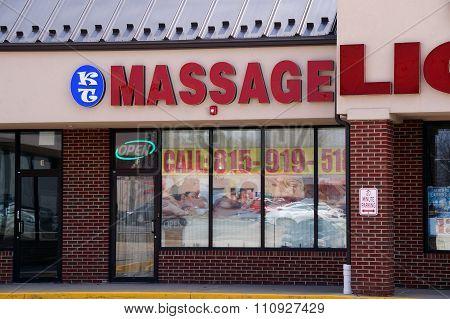 K.T. Massage