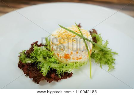 Fine Dining Plated Desserts