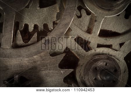 Gear Mechanism 24