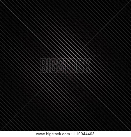 Vector Background With A Metallic Strips