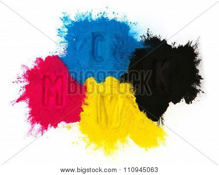 Color Copier Toner