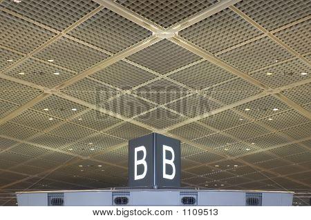 Terminal 2 - B