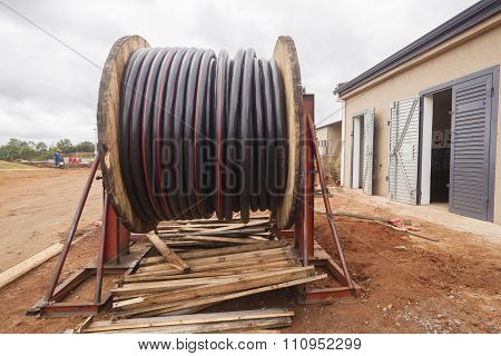 Electricity Cable Roll