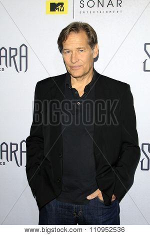 LOS ANGELES - DEC 4:  James Remar at the he Shannara Chronicles at the iPic Theaters on December 4, 2015 in Los Angeles, CA
