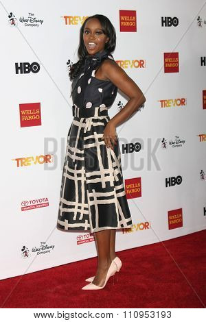 LOS ANGELES - DEC 6:  Kelly McCreary at the TrevorLIVE Gala at the Hollywood Palladium on December 6, 2015 in Los Angeles, CA