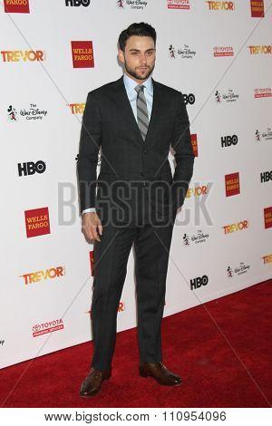 LOS ANGELES - DEC 6:  Jack Falahee at the TrevorLIVE Gala at the Hollywood Palladium on December 6, 2015 in Los Angeles, CA