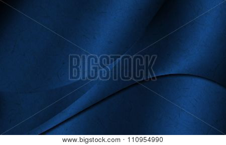 Navy Blue Abstract Grunge Background