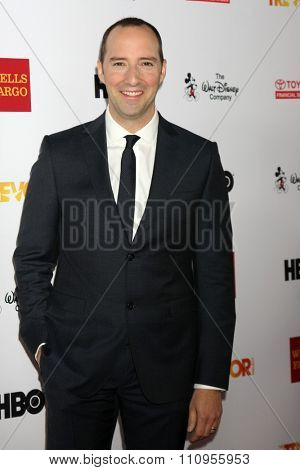 LOS ANGELES - DEC 6:  Tony Hale at the TrevorLIVE Gala at the Hollywood Palladium on December 6, 2015 in Los Angeles, CA