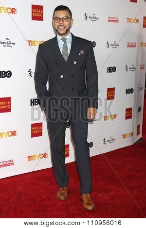 LOS ANGELES - DEC 6:  Wilson Cruz at the TrevorLIVE Gala at the Hollywood Palladium on December 6, 2015 in Los Angeles, CA
