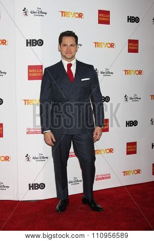 LOS ANGELES - DEC 6:  Matt McGorry at the TrevorLIVE Gala at the Hollywood Palladium on December 6, 2015 in Los Angeles, CA