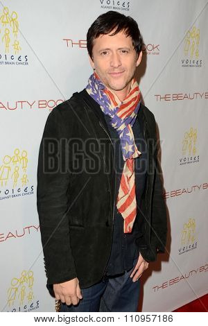 LOS ANGELES - DEC 3:  Clifton Collins Jr at the The Beauty Book For Brain Cancer Edition Two Launch Party at the Le Jardin on December 3, 2015 in Los Angeles, CA