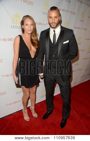 LOS ANGELES - DEC 3:  Ricky Whittle at the The Beauty Book For Brain Cancer Edition Two Launch Party at the Le Jardin on December 3, 2015 in Los Angeles, CA
