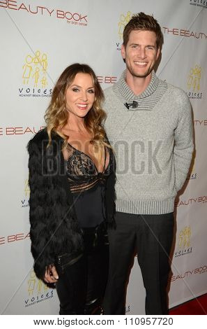 LOS ANGELES - DEC 3:  Ryan McPartlin at the The Beauty Book For Brain Cancer Edition Two Launch Party at the Le Jardin on December 3, 2015 in Los Angeles, CA