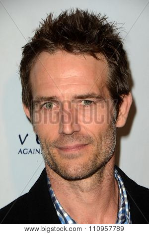LOS ANGELES - DEC 3:  Michael Vartan at the The Beauty Book For Brain Cancer Edition Two Launch Party at the Le Jardin on December 3, 2015 in Los Angeles, CA