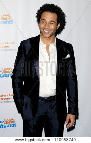 LOS ANGELES - DEC 3:  Corbin Bleu at the The Actors Fund�¢??s Looking Ahead Awards at the Taglyan Complex on December 3, 2015 in Los Angeles, CA