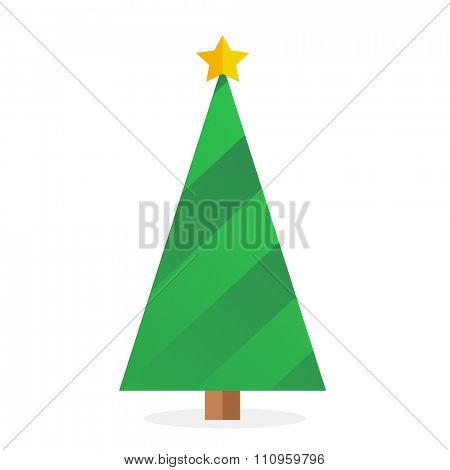 Christmas tree icons set. Christmas tree vector. New Year tree isolated. Christmas tree vector illustration. New Year tree silhouette. Christmas decoration, balls, tree, green tree. Set of Christmas
