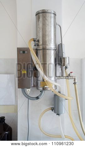 Vintage Laboratory Water Distiller