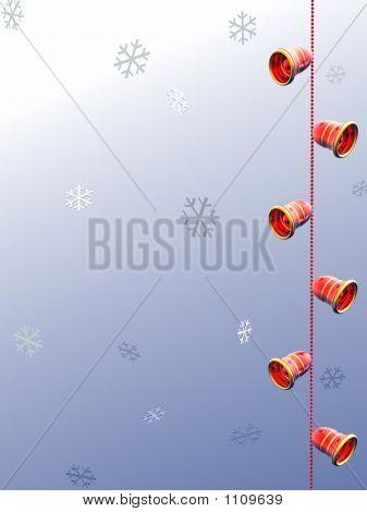Snow Adn Bells 3D.