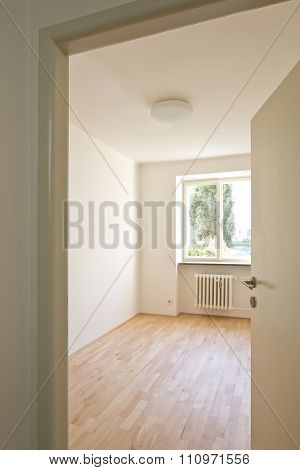 new design empty flat