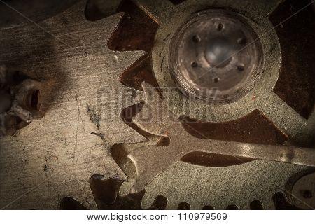 Gear Mechanism 21