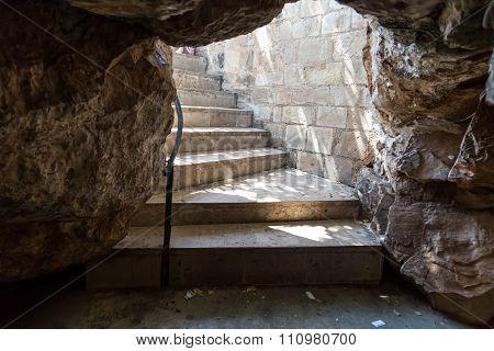 Cave In Tarsus, Mersin