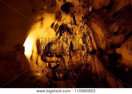 Hidden Cave In Alanya