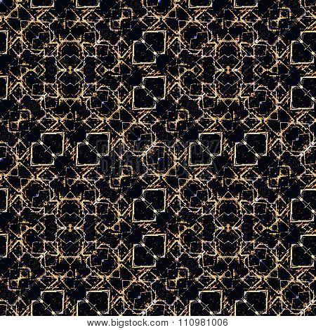 Luxury Geometric Abstract Seamless Pattern