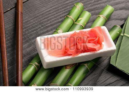 Traditional Japanese Wasabi
