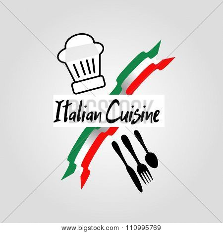 Italian Cuisine background