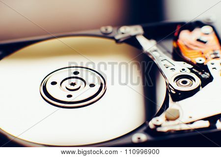 Open Hdd (hard, Disk) From Computer