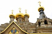image of church mary magdalene  - Russian Orthodox Church of St - JPG