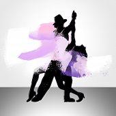 Постер, плакат: tango