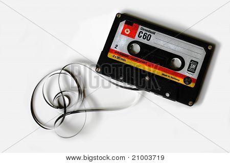 Old Music Cassette
