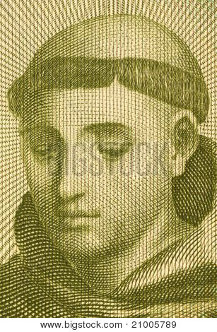 PORTUGAL - CIRCA 1964: Anthony Of Padua