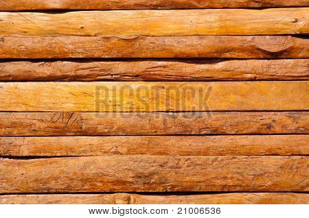 Hard Wood Wall Surface Texture