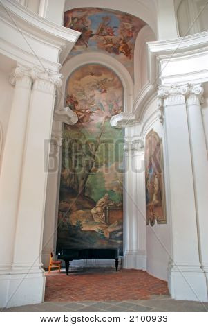 Piano And Fresco