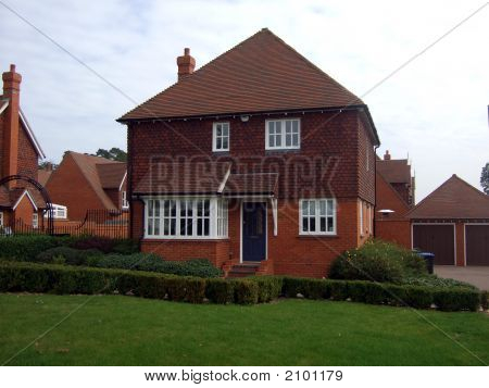 New House In England