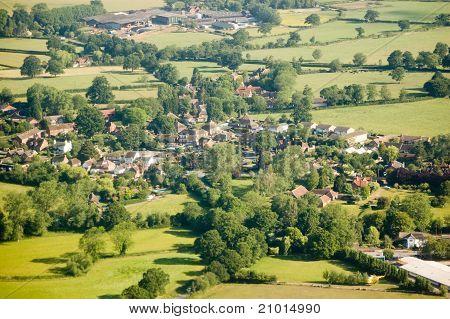 Charlwood village, Surrey