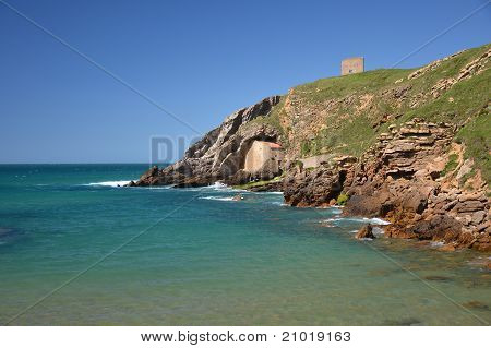 Beach Of Santa Justa