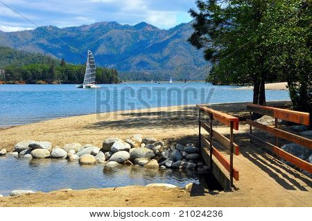Whiskeytown Lake, Northern California