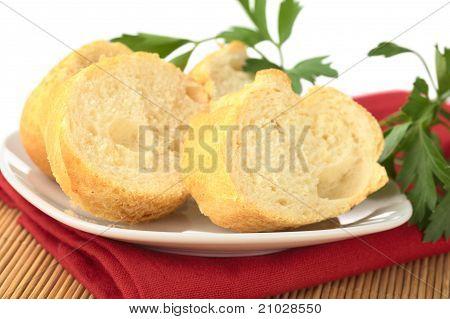 Baguette Slices