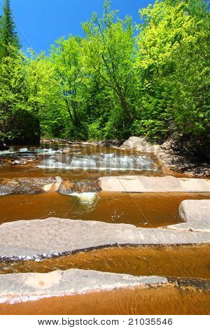 Nonesuch Falls Of Michigan