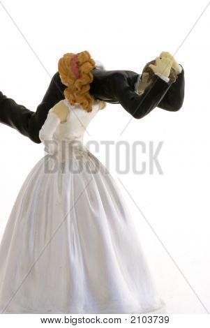 Bride Taking Groom.