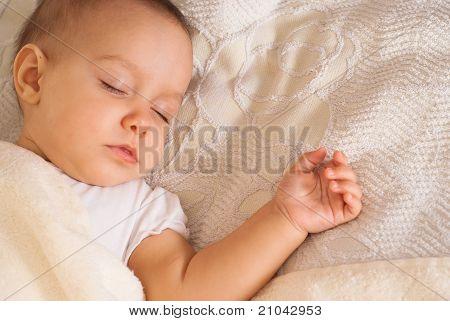 Nice Baby Sleeping